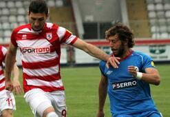 Samsunsporda play-off heyecanı