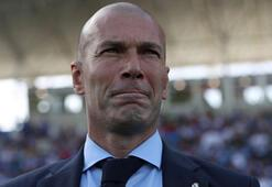Zidane, Barcelonayı ikiye katladı