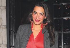 Clooney'nin nişanlısı  Sanussi'yi savunacak
