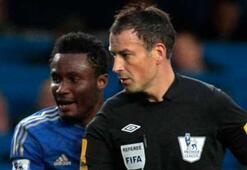 Chelsea-Manu maçının hakemine ırkçılık suçlaması