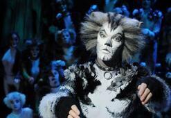 Dünyaca ünlü CATS müzikali İstanbul'da