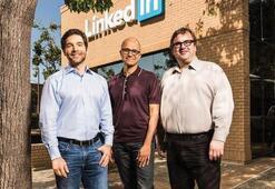 Microsoft 'işini' Linkedin'de buldu