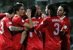 A Milli Futbol Takımı 2013te de gülemedi