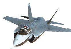F-35'ler için düğmeye basıldı