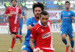 Samsunspor Süper Lige kilitlendi