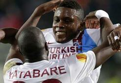 Trabzonda Avrupada golleri yabancılar atıyor