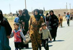 Französische Basis in Manbij