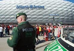 Almanyada maç polisi sahalardan çekiliyor