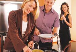 Mutfakta hanımların yeni rahatlığı