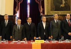 Galatasaray yönetiminde bir istifa daha