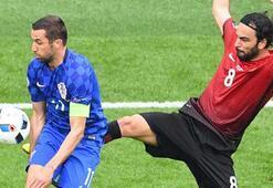 Hırvatlar, İspanya maçında Türkiyeyi tutacak