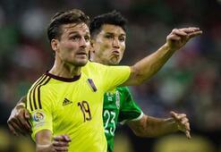 Meksika ile Venezuela yenişemedi: 1-1