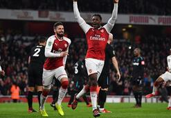 Arsenal - West Ham United: 1-0