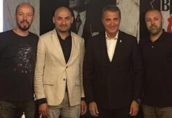 Orman, Beşiktaş USAin şampiyonluk balosuna katılacak