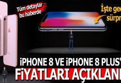 İşte iPhone 8 özellikleri ve satış fiyatı Apple duyurdu