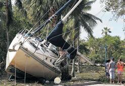 Harvey ve Irma'nın zararı 290 milyar $