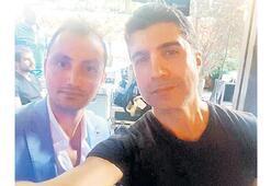 Özcan Deniz'e selfie tepkisi
