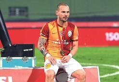 Sneijder: Küstüm sevinmiyorum