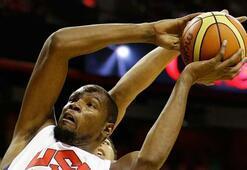 Kevin Durant şoku