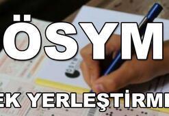 LYS ek yerleştirme sonuçları açıklandı - Üniversite kayıtları ne zaman
