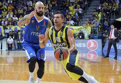 Fenerbahçe Doğuş - Kızılyıldız MTS: 82-56