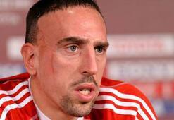 "Franck Ribery: ""Warriors'un kazanacağına inanıyorum"""