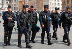 İngiltereden Fransaya güvenlik takviyesi