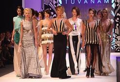 İstanbul Fashion Week Tuvana Büyükçınar Defilesi