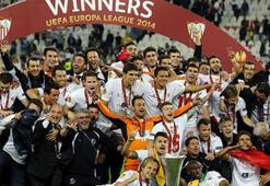 UEFA Avrupa Ligini en çok kazanan Sevilla