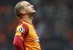 Galatasaray, M.Uniteda Sneijder için son sözünü söyledi
