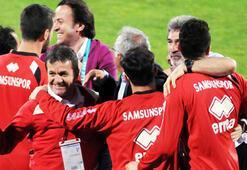 Samsunspor final için umutlu