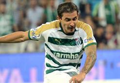 Bursasporlu Stancu 377 günlük gol orucunu bozdu