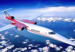 Dünyanın ilk süpersonik yolcu jeti: Aerion AS2