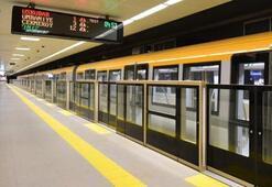 Türkiyenin ilk sürücüsüz metrosunda 4 günde 292 bin kişi yolculuk yaptı