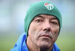 Bursaspordan Le Guen iddialarına yanıt