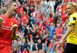 Liverpool, Dortmundu ezdi geçti: 4-0