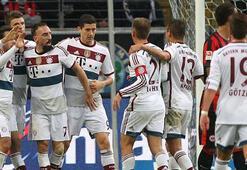 Frankfurt - Bayern Münih: 0-4
