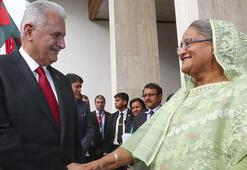Başbakan Yıldırım: Rohingya konusunda desteğimiz devam edecek