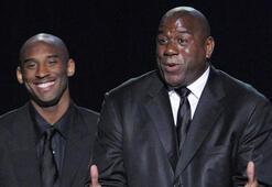 Magic Johnsondan Kobe Bryanta övgü