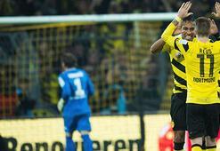 Borussia Dortmund uyandı
