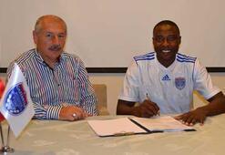 Gaziantep BB, Ameobiyi transfer etti