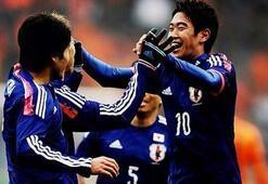 İşte Japonyanın Brezilya kadrosu