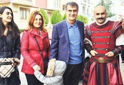 Şenol Güneş'e Osmanlı Tokadı
