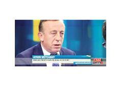 Ali Ağaoğlu'nun sözleri CNN Türk'ü mahkûm etti