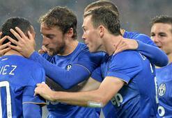 Juventus ve Roma tam gaz...