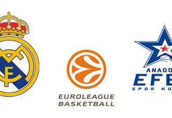 Skorerden Anadolu Efes-Real Madrid maçına bilet