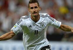 Klose Almanya Milli Takımını bıraktı
