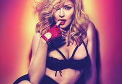 Madonnaya doğum günü partisi