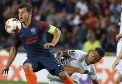 Başakşehir - Ludogorets maç sonucu: 0-0 (İşte maçın özeti)