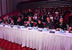 Yetenekli yarışmacılar jüriyi zorladı
